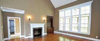 Eldridge IA great room painted by Shambaugh Painting