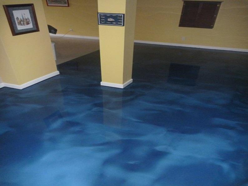 Quad Cities Epoxy floors, Shambaugh Painting, Bettendorf Ia Epoxy flooring, Davenport IA Epoxy Floors